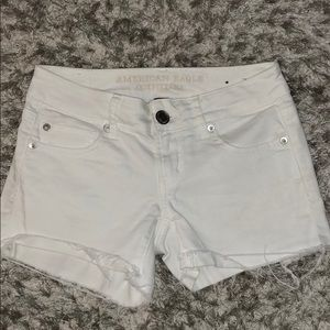 American eagle long shorts size 00